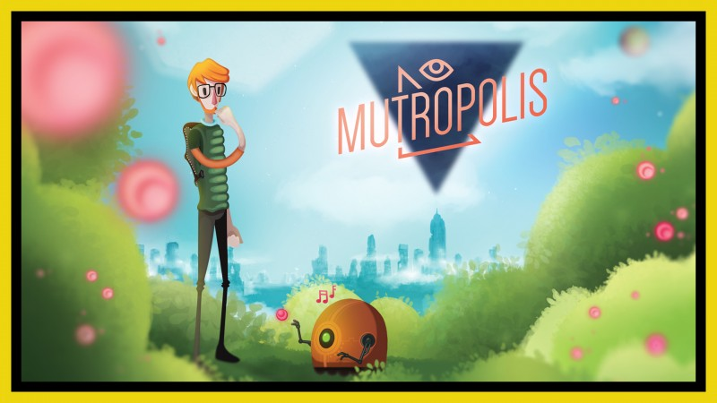 MUTROPOLIS (Jogo Point and Click Clássico Estilo Monkey Island, Full Throttle...)