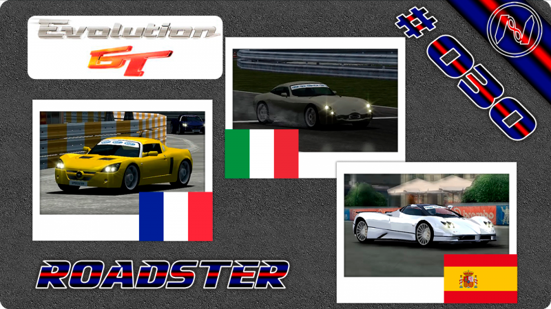 Evolution GT | Playthrough | Roadster Championship