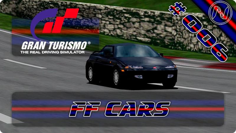 Gran Turismo | Playthrough | FF Cars | Mitsubishi Eclipse GT
