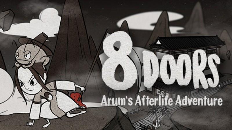 8DOORS: ARUMS AFTERLIFE ADVENTURE - ANALISE DE JOGO (PC)