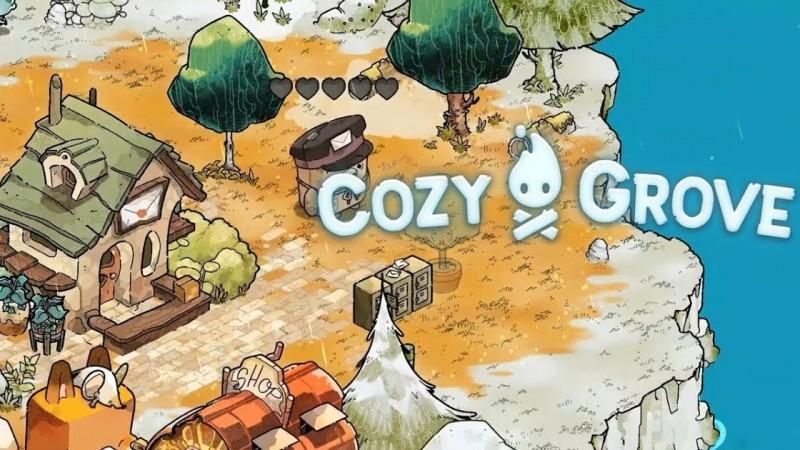 COZY GROVE - ANALISE DO JOGO (PC/PS4/SWITCH/XONE/APPLE)
