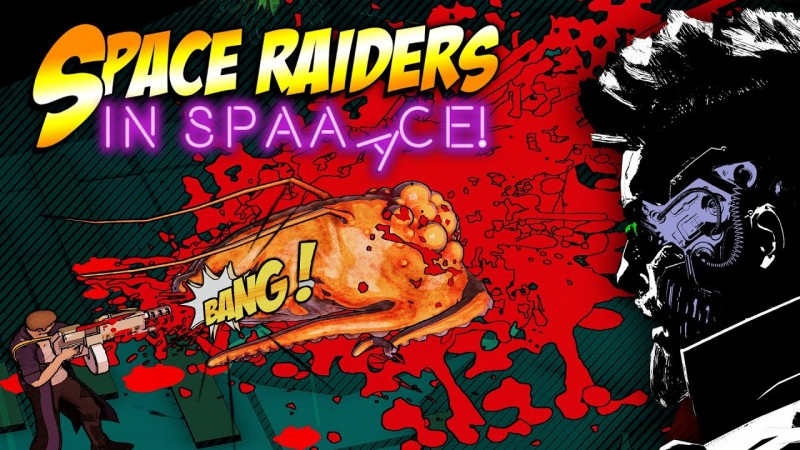 TRABALHO EM DOSE DUPLA - SPACE RIDERS IN SPACE - GAMEPLAY DE ANALISE DO JOGO (PC)