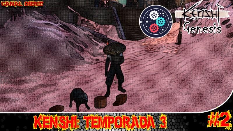 Kenshi: Genesis#2 (Temporada 3) - ME SEPAREI DO CACHORRO! (PT-BR)