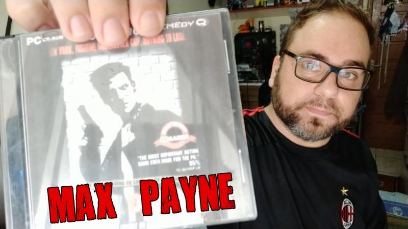Sou um Cara Velho | Max Payne e a Magia da Internet