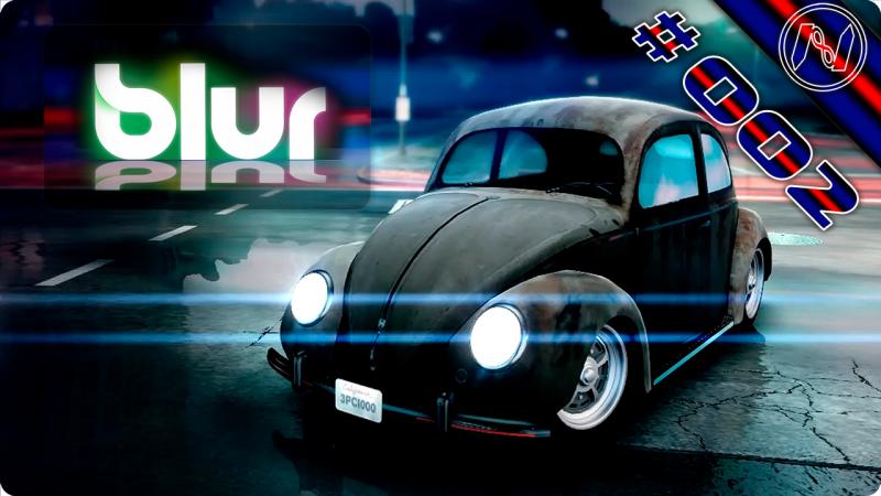 Blur   Proving Grounds   Race Class D   VW Beetle (Rat)