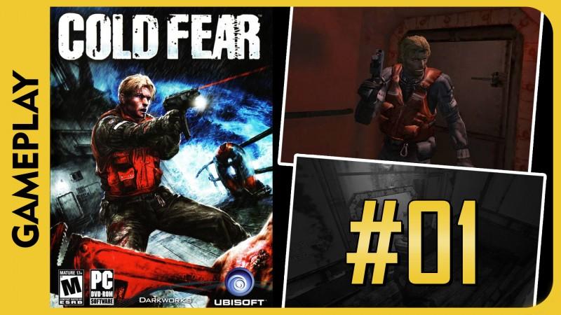 COLD FEAR (Walkthrough / Gameplay)(PC)