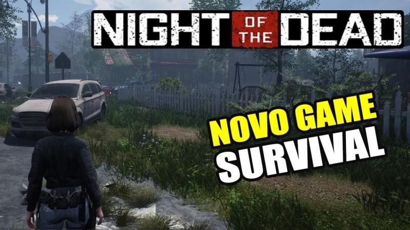 Night of the Dead- Conhecendo o game.