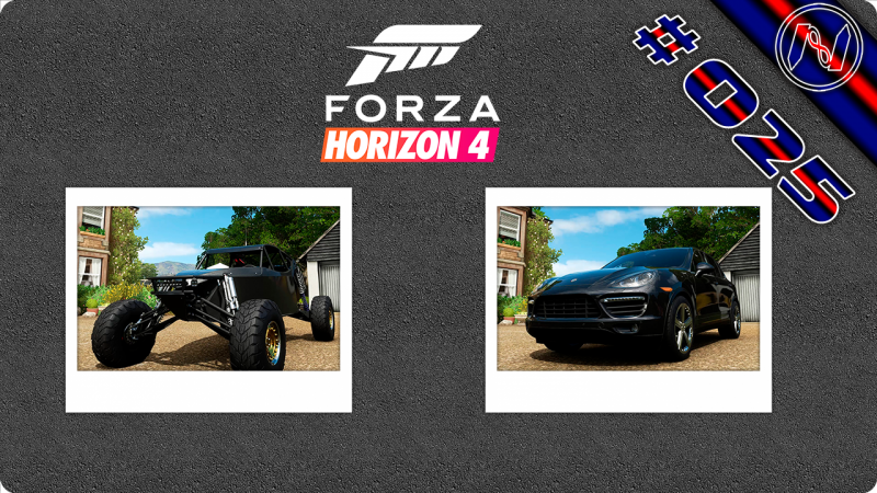 Forza Horizon 4 | Playthrough | Events 073 - 075