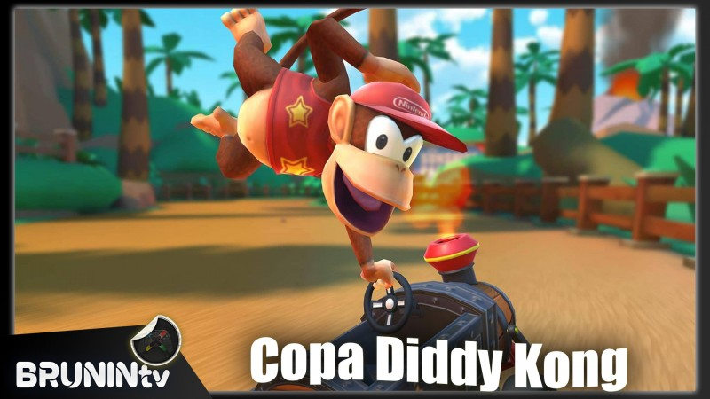 Mario Kart Tour - Copa Diddy Kong