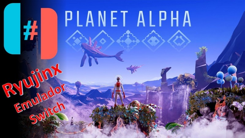 Emulador Ryujinx - Planet Alpha #ryujinx #emulator #yuzu #Rpcs3