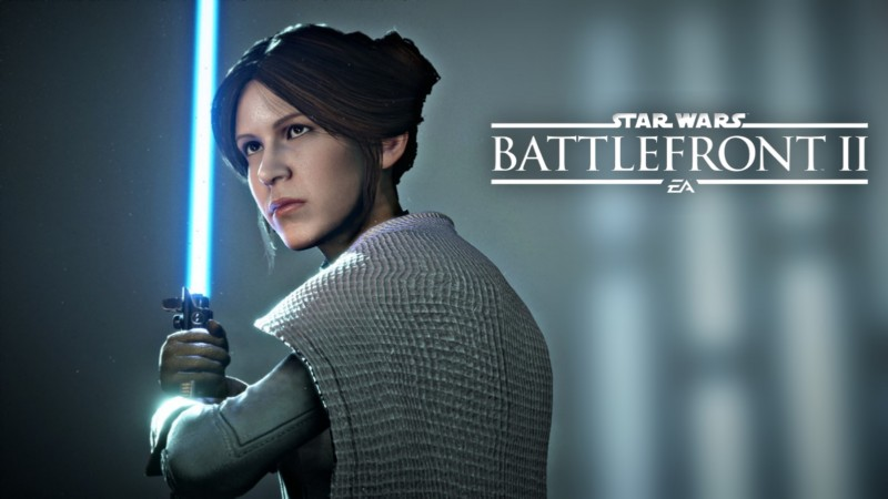Jedi Leia Mod - STAR WARS BATTLEFRONT II