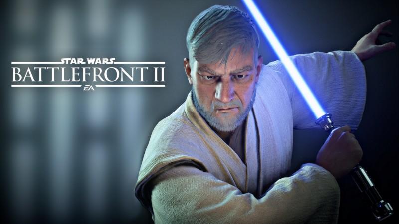 Old Ben Kenobi Mod - EA STAR WARS BATTLEFRONT II